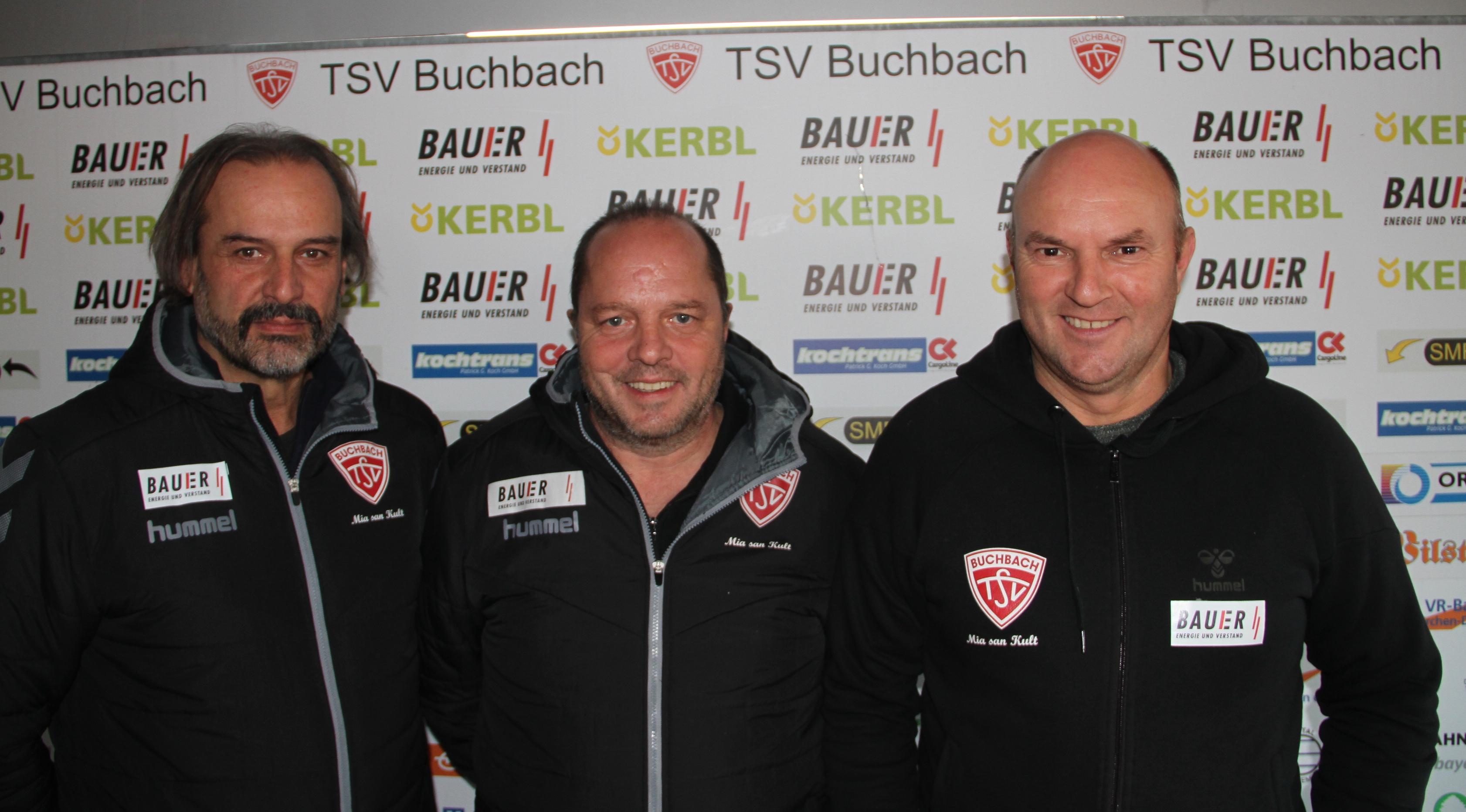 """Das war ein sehr gutes Jahr für den Buchbacher Fußall"""""""
