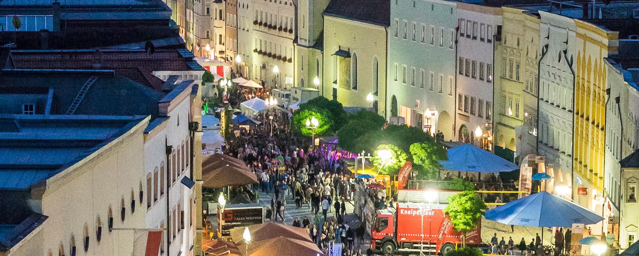 Das Mühldorfer Altstadtfest