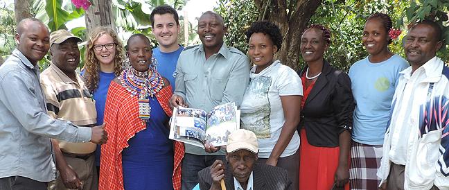 """""""Ambatana"""" baut Kinderhaus in Kenia"""