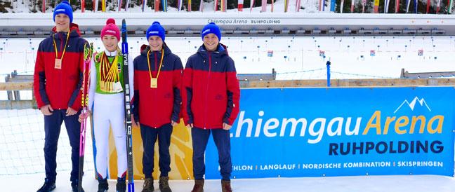 Julia Kink holt erneut DSC-Gesamtsieg im Biathlon nach Aschau