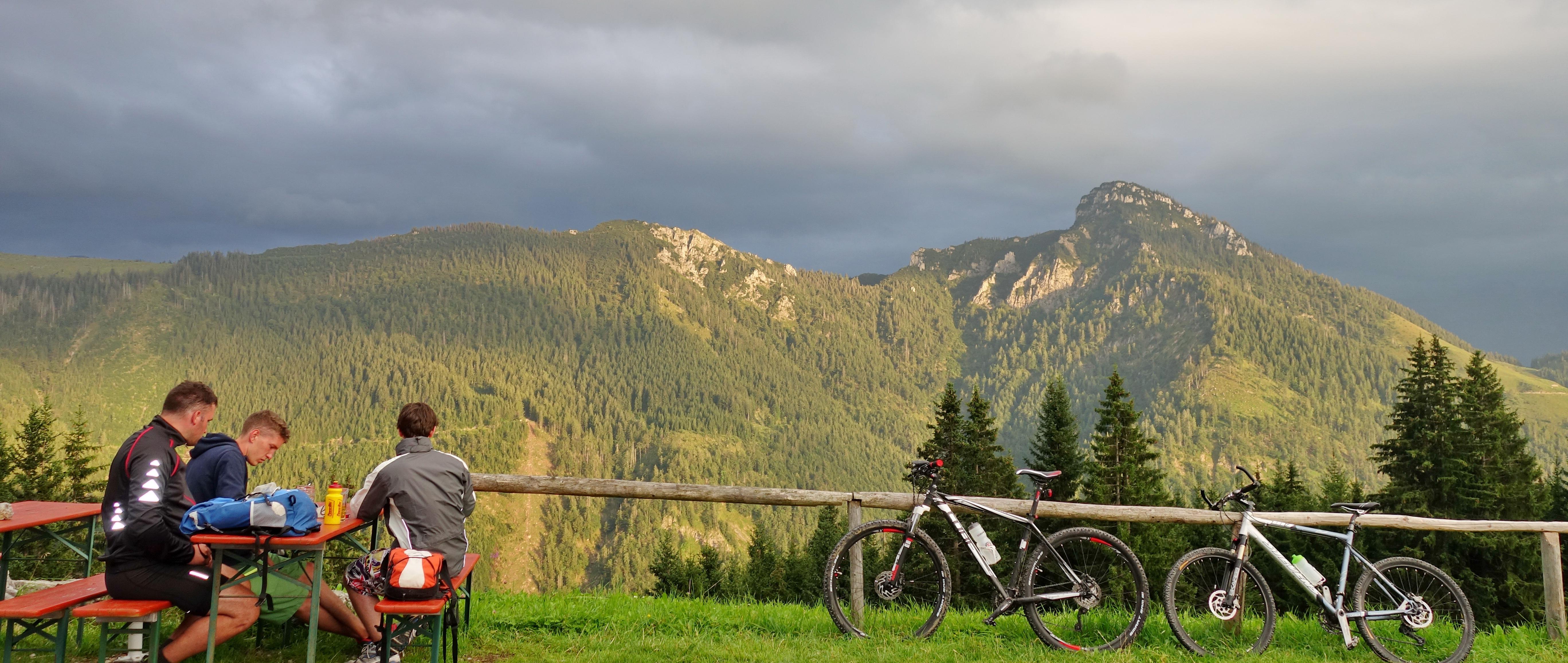 Immer beliebter: Mountain-Biken im Chiemgau – Tipps eines Schulprojektes