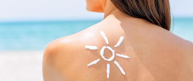 Vorbeugung bei Hellem Hautkrebs: