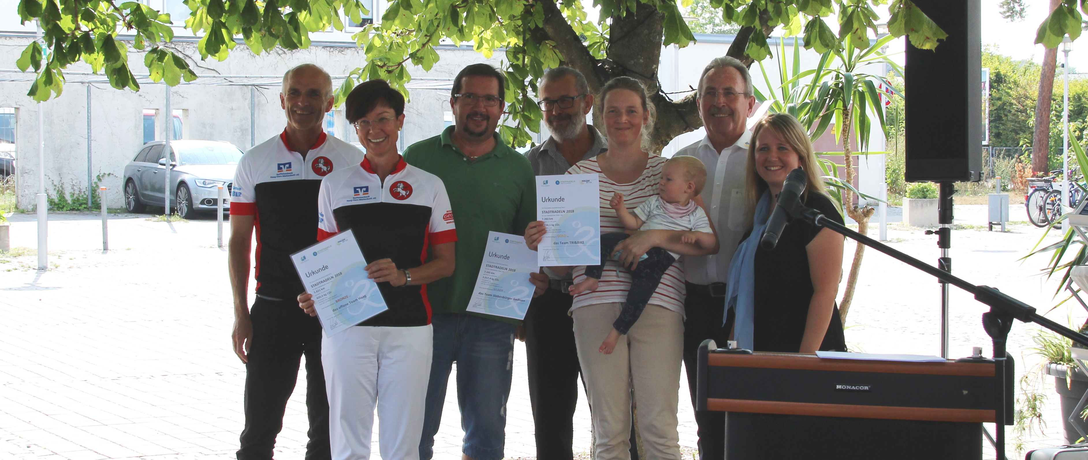 Stadtradeln im Landkreis Mühldorf – In 21 Tagen eineinhalb Mal um den Erdball