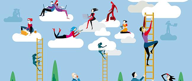 Sicherheit beim Cloud Computing: Frustfrei in die Datenwolke