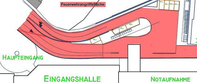 """Parkdruck am Klinikum Rosenheim: """"Nach wie vor angespannte Parkplatzsituation"""""""
