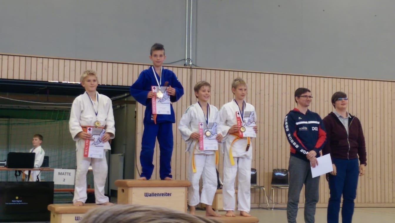 Erfolge für Aiblinger TuS-Judoka
