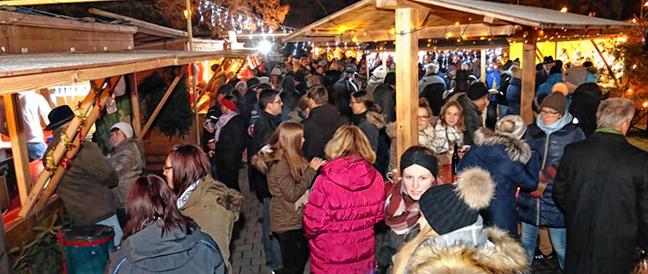 Adventsmarkt in Obertaufkirchen