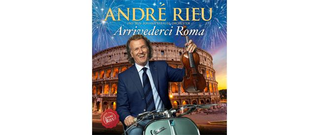 CD-Tipp: André Rieu