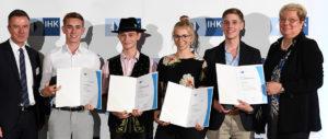 Fünf Auszubildende gehören zu Oberbayerns Spitzen-Absolventen