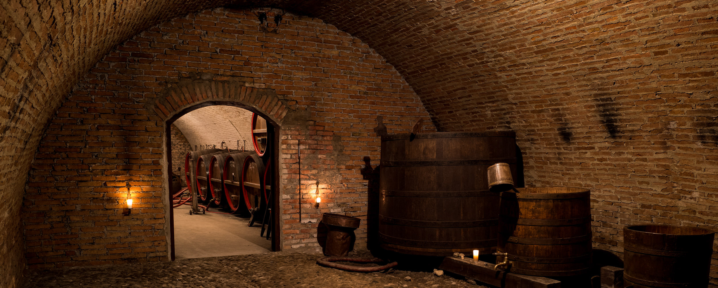 Besuch in den bierigen Katakomben
