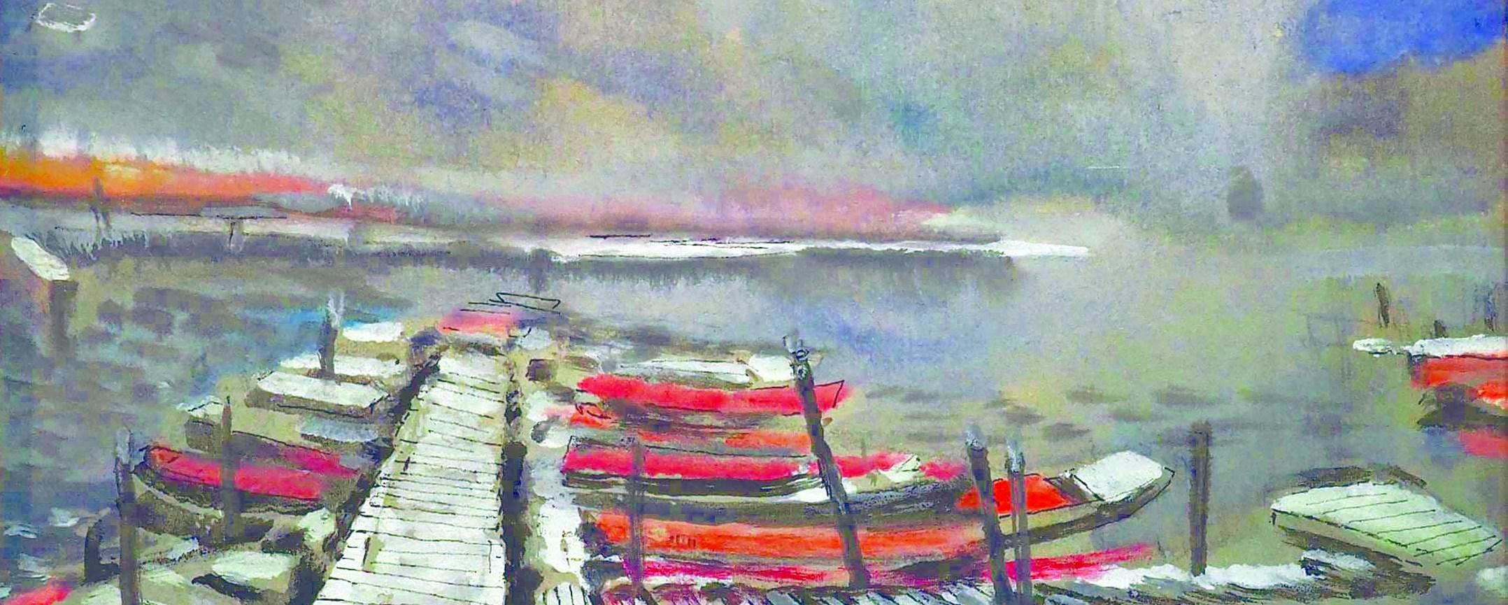 Ein Maler aus Leidenschaft