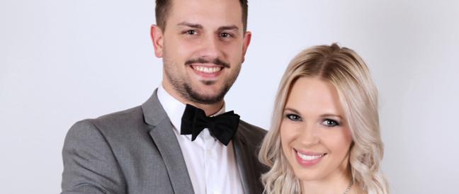 Das neue Prinzenpaar in Rosenheim
