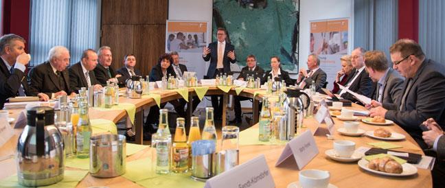 Hochschule Rosenheim wichtiger Partner: Große Chancen für den Landkreis Mühldorf