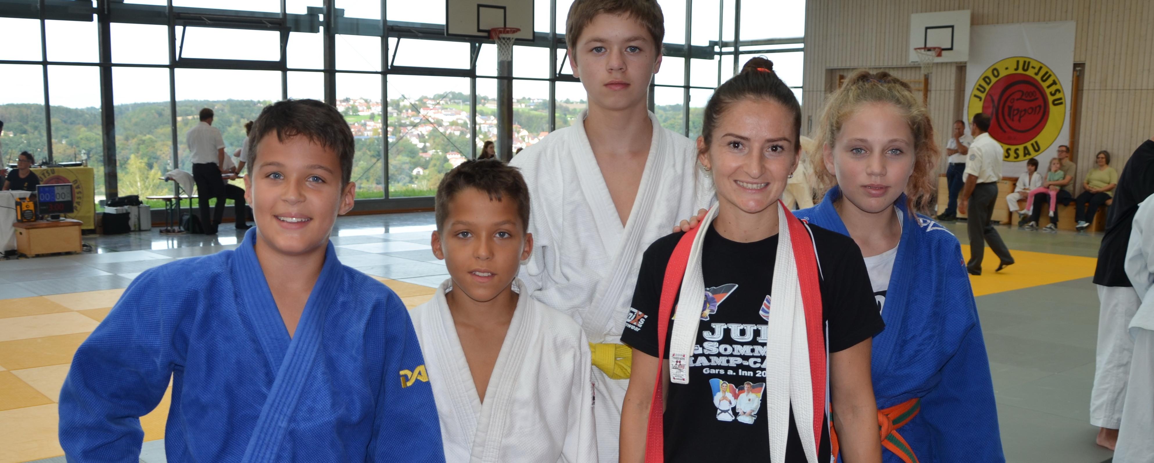TuS-Judoka qualifizieren sich für die Bayerische Meisterschaft