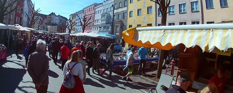Michaelimarkt in Wasserburg