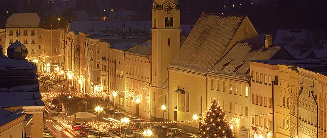 Weihnachtszauber beim Mühldorfer Christkindlmarkt: Unser Überblick