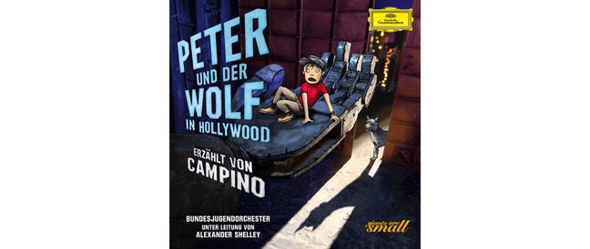 CD-Tipp: Peter und der Wolf