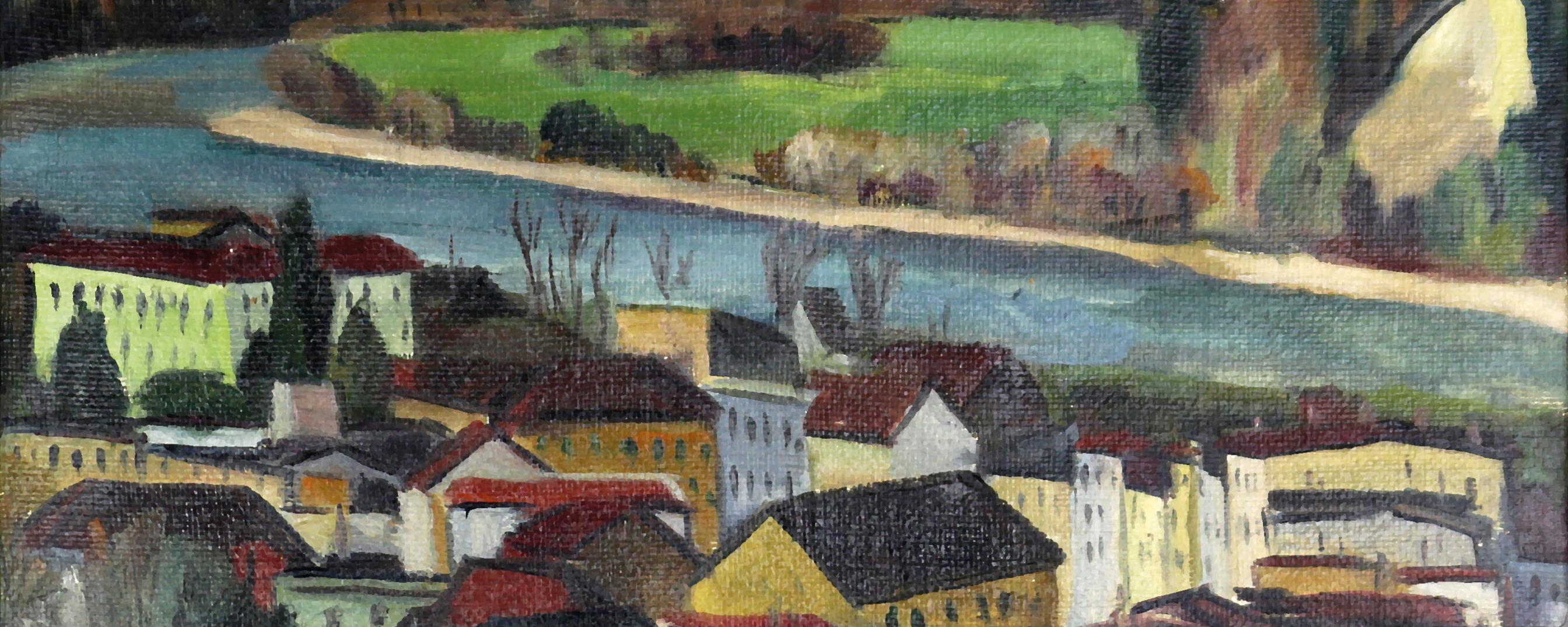 Wasserburger Maler der Vergangenheit
