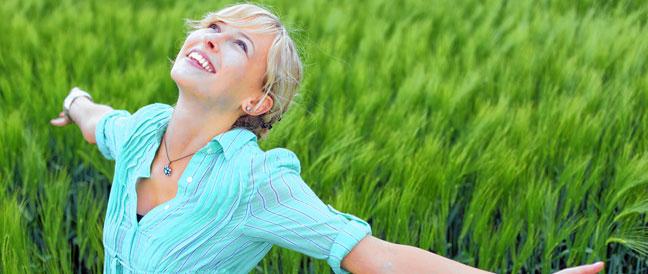 Körperliches Wohlbefinden leicht rückgängig – Männer zufriedener als Frauen