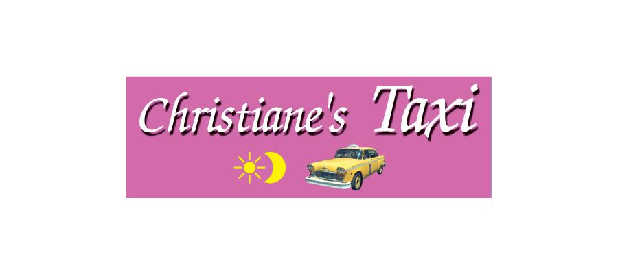 Christianes-Taxi_Logo