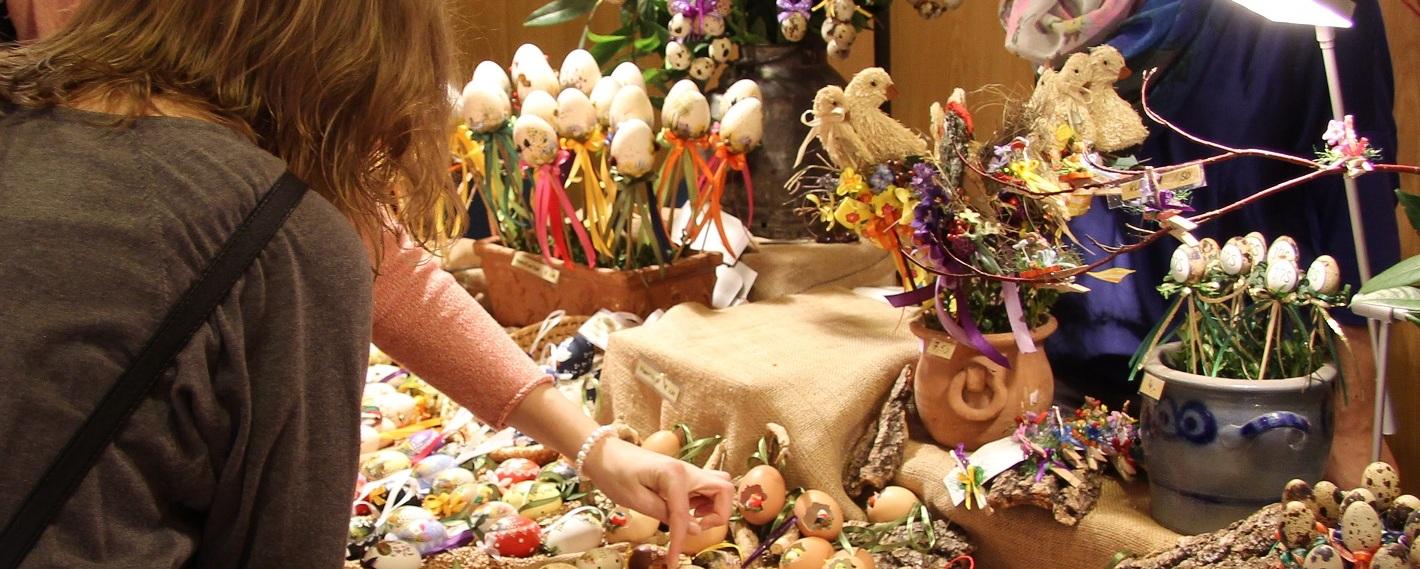 Liebevoll Handgemachtes zu Ostern