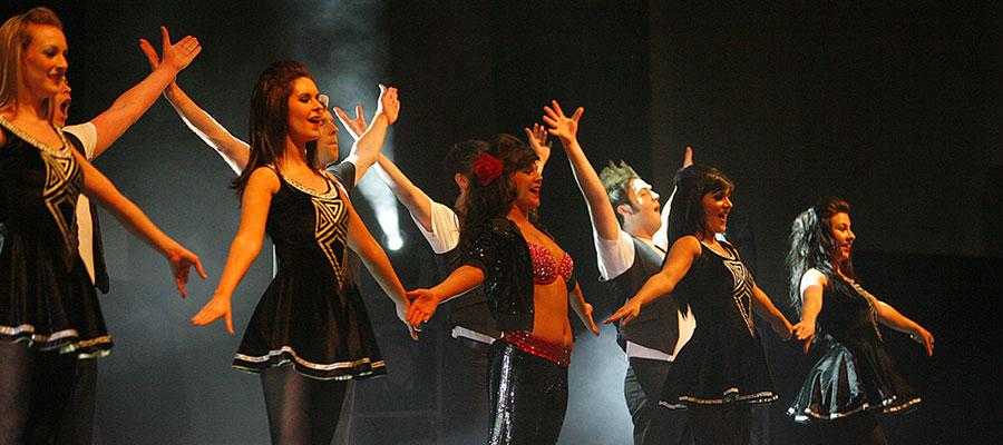 Inn-Salzach blick präsentiert: Dance Masters! Best of Irish Dance