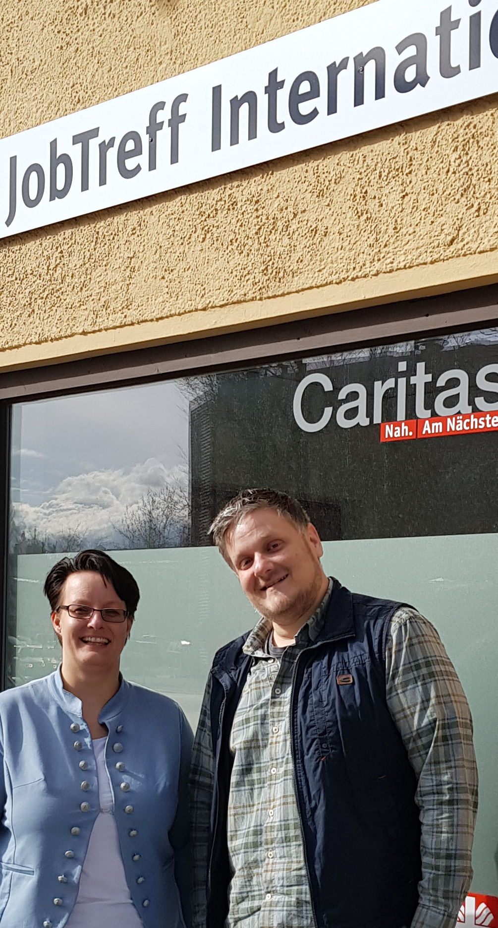 JobTreff International eröffnet in Wasserburg