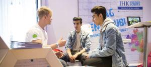 IHK-Ausbildungsmesse Jobfit mit neuem Aussteller-Rekord