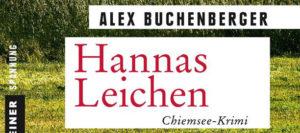 Gewinnspiel: Chiemsee-Krimi – Hannas Leichen