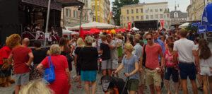 Sommerlicher Höhepunkt der Rosenheimer Innenstadt