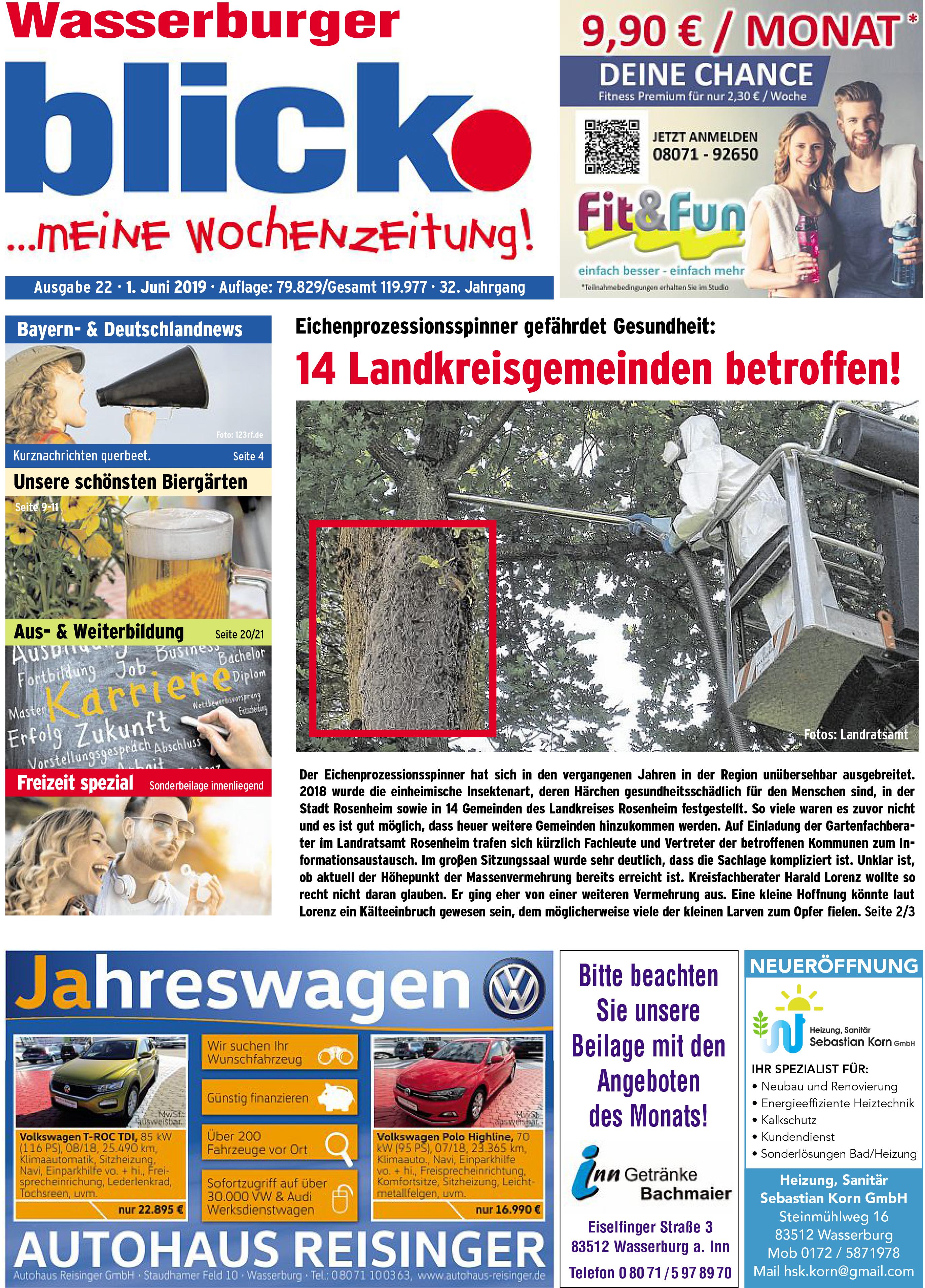 Wasserburg KW 23