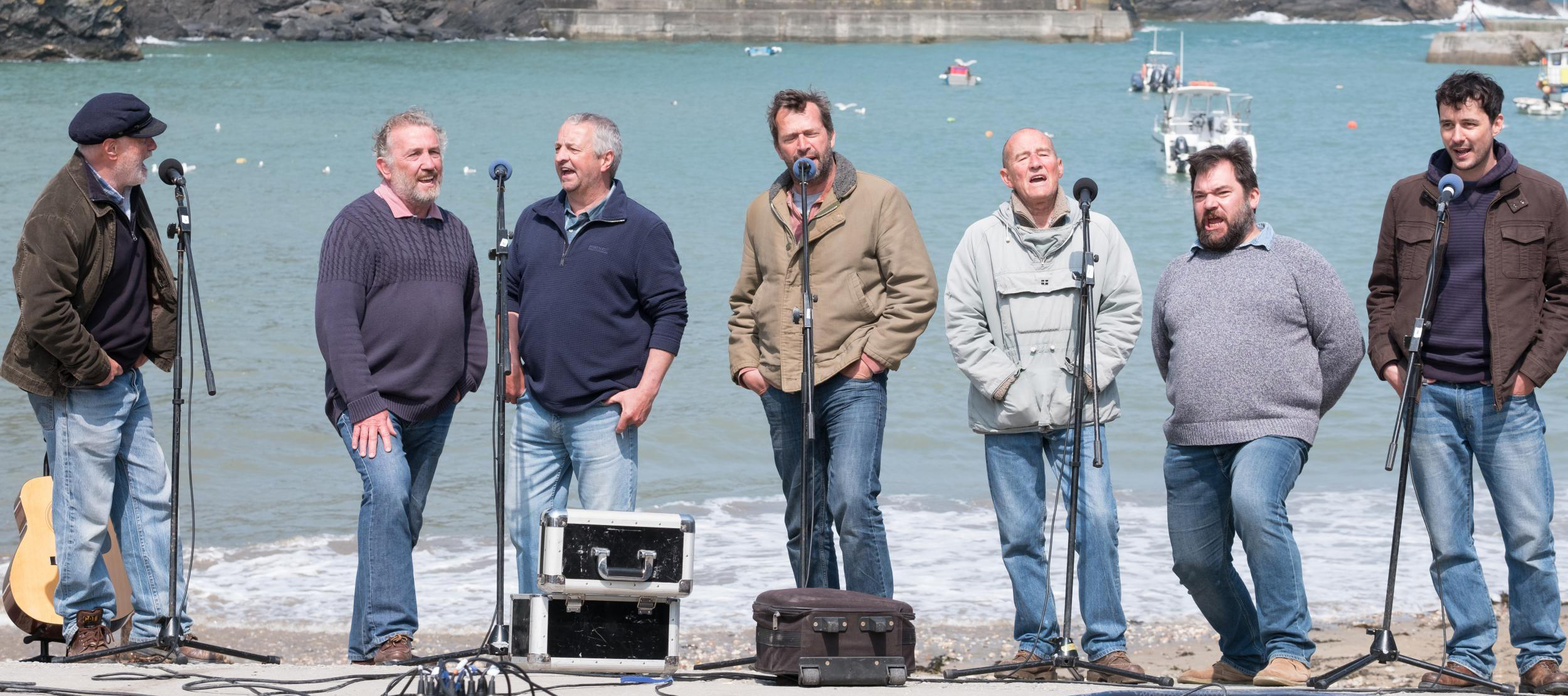 Film-Tipp: Fisherman's Friends – Vom Kutter in die Charts
