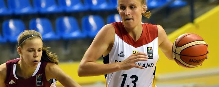 Basketball-Europameisterin bleibt am Inn