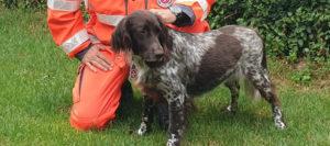 Neuer Rettungshund für Landkreis Rosenheim