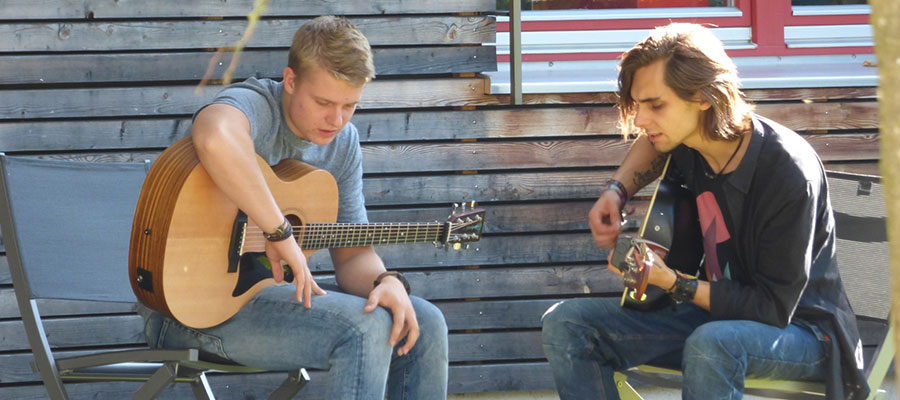 Songwriting-Workshop: Von der Idee zum Lied