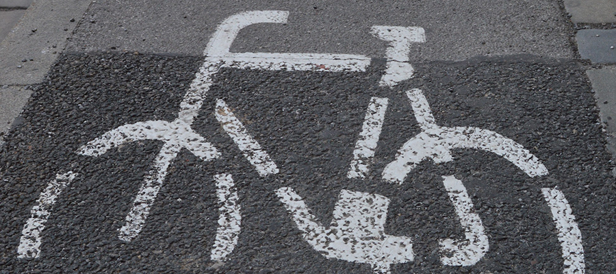 Ein Sommermärchen: Ein Volk von veganen Radfahrern