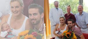 Johanna ist 1.000 Baby im RoMed Klinikum Rosenheim