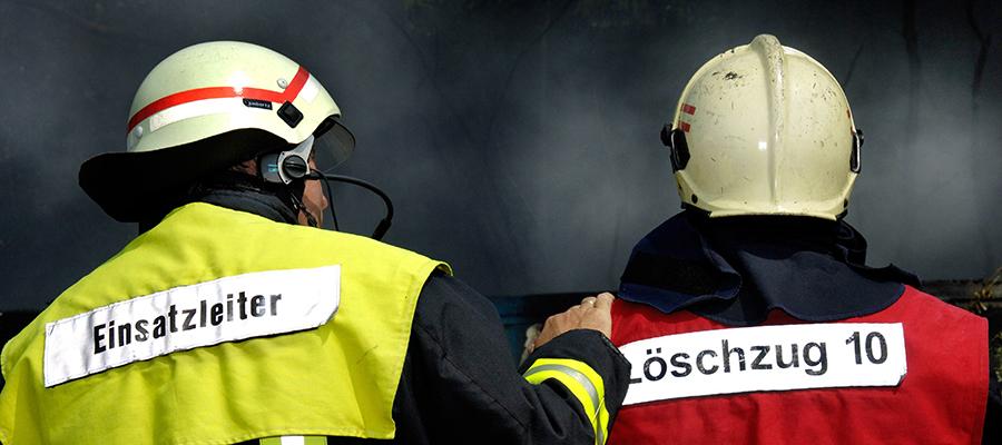 Mehrere Brände in Bernau lassen auf Brandstiftung schließen