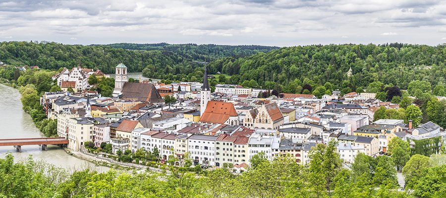 Städtische Einrichtungen in Wasserburg öffnen wieder