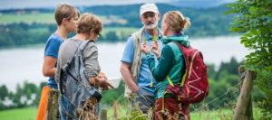 Chiemgauer Wanderherbst startet mit neuen Touren