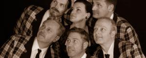 Tom & the Krauts rocken den Klinik-Festsaal!