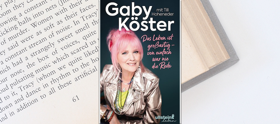 Buch-Tipp: Gaby Köster