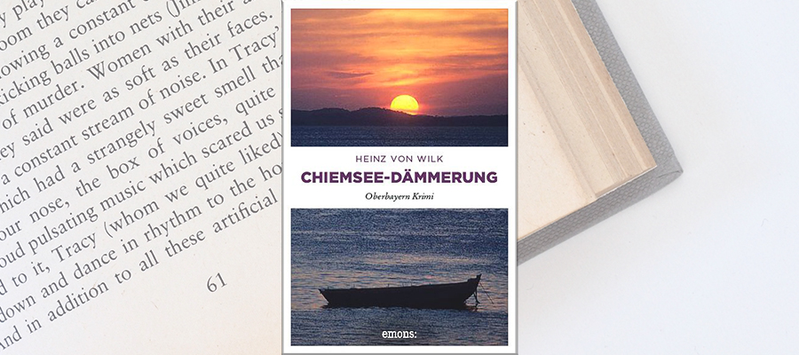 Buch-Tipp: Chiemsee-Dämmerung