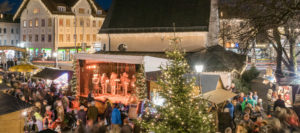 Christkindlmarkt in Prien