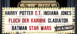 """Tickets für """"Hollywood's Greatest Filmhits"""" zu gewinnen!"""