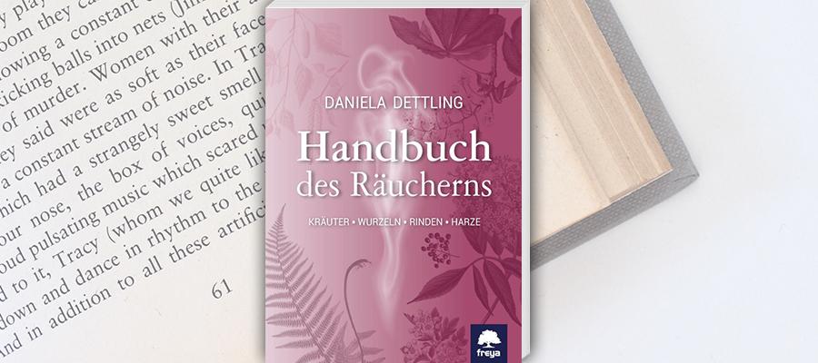 Buch-Tipp: Handbuch des Räucherns