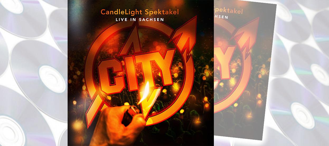 CD-Tipp: City – Candlelight Spektakel