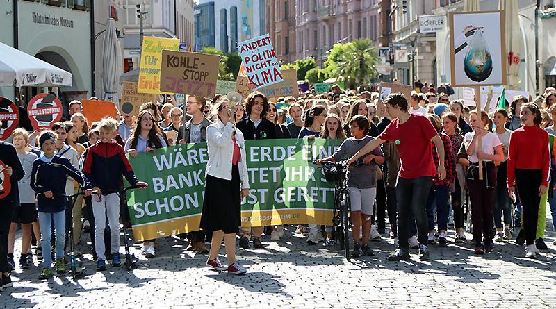 """Rosenheim soll Klimaschutzinitiative erhalten – März: """"Wir haben keinen Klimanotstand"""""""