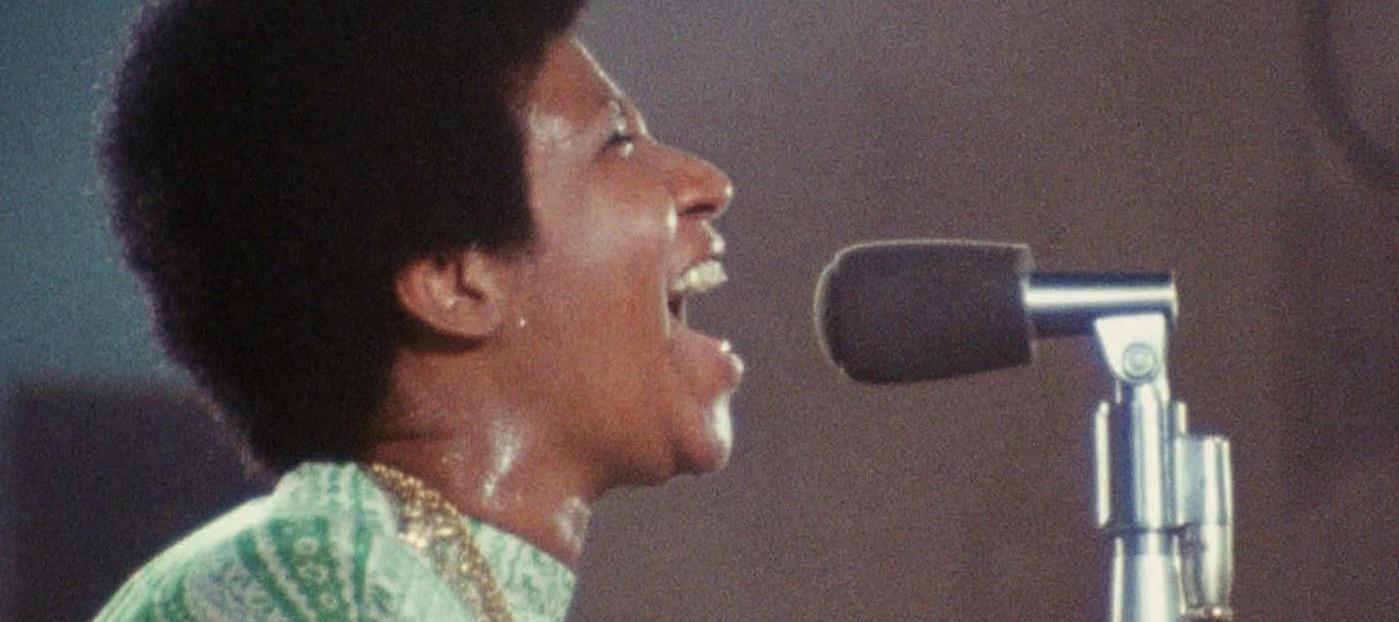 Film-Tipp: Aretha Franklin: Amazing Grace