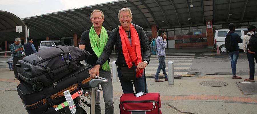 Nepalreise zu den Armen und Hilfebedüftigen